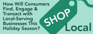 Psst! Online Search Beats Word of Mouth for Local Shoppers. Pass It On. [Infographic]