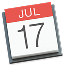 Apple iCalendar logo