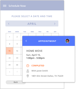 Appointment Booking & Calendar