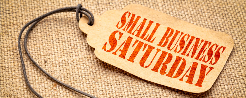 3 Places to Make a Splash on Small Business Saturday