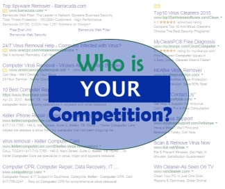 Your Competition May Not Be Who You Think